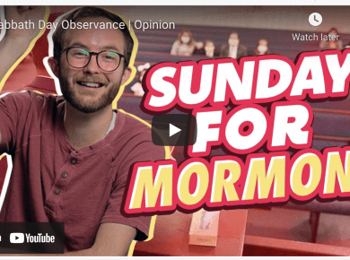 Sabbath Day Observance | Opinion (Saints Unscripted)
