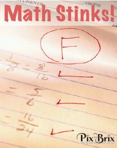 Math Stinks  reprint from June 1988 Parents Magazine
