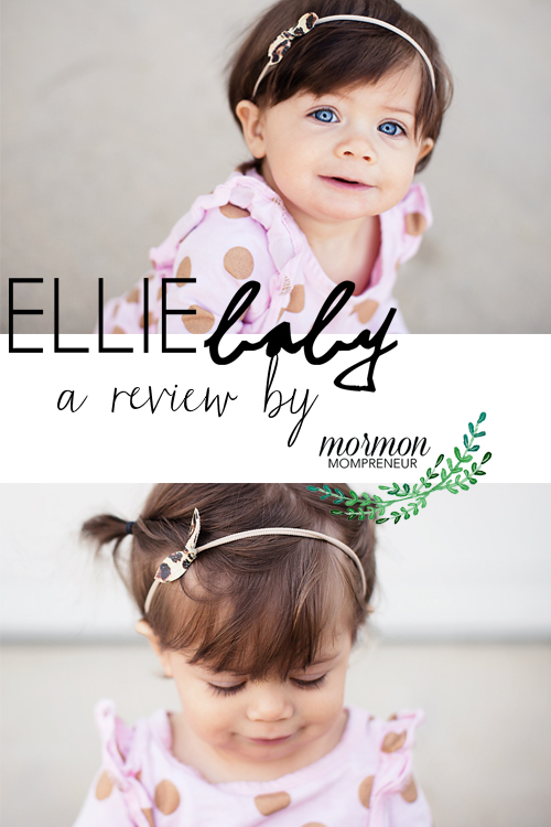 A review of Ellie Baby Mormon Mompreneur