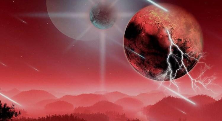 Crimson Mars