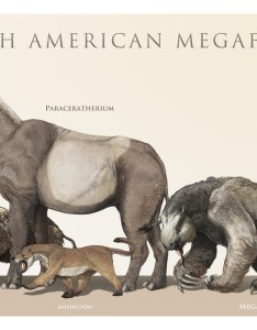 few of the many north american megafauna which co existed with paleoindians also mormon lds reformation animals in book rh mormonuniversalism