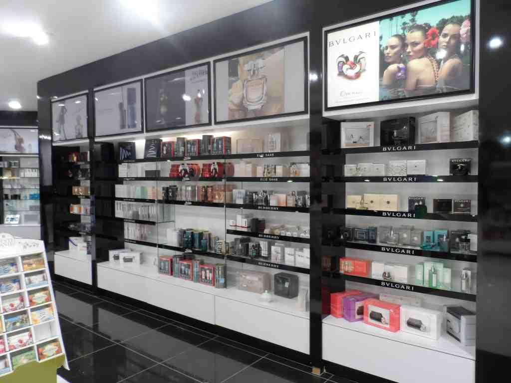 Modebutikker i Botswana - de kan godt...
