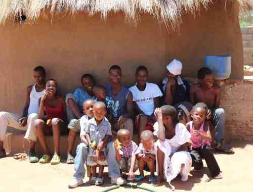 mine afrikanske børn