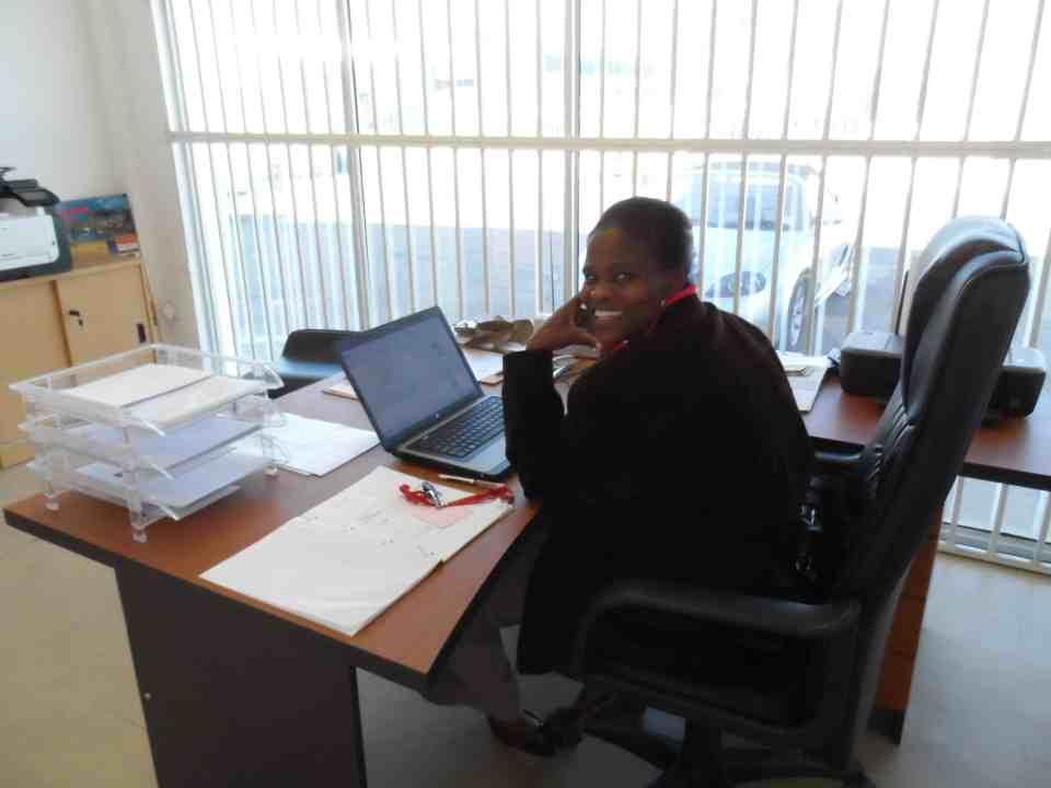Arbejdsforholdene i Botswana