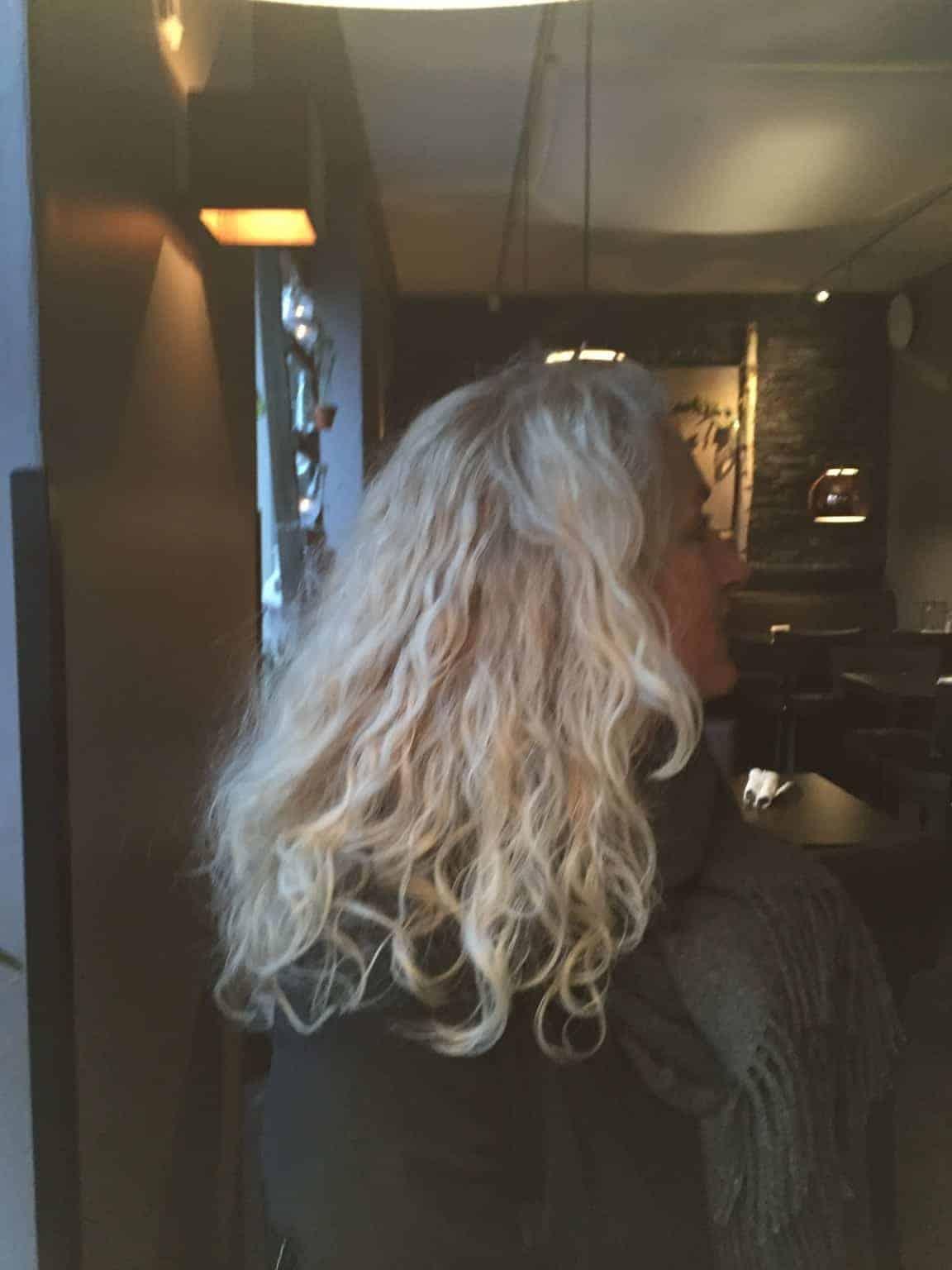 Rejselækkert hår!