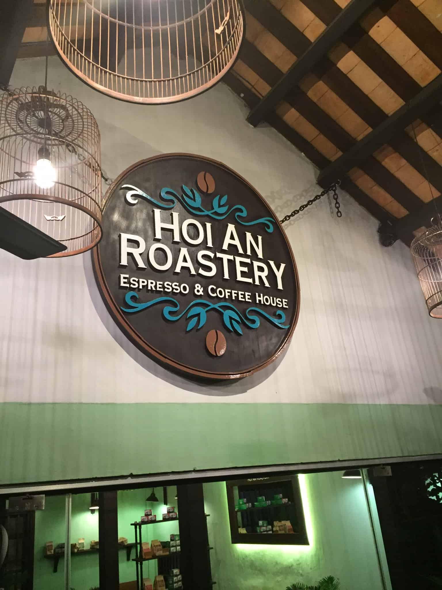 Hoi An Roastery - ægte vietnamesisk kaffe