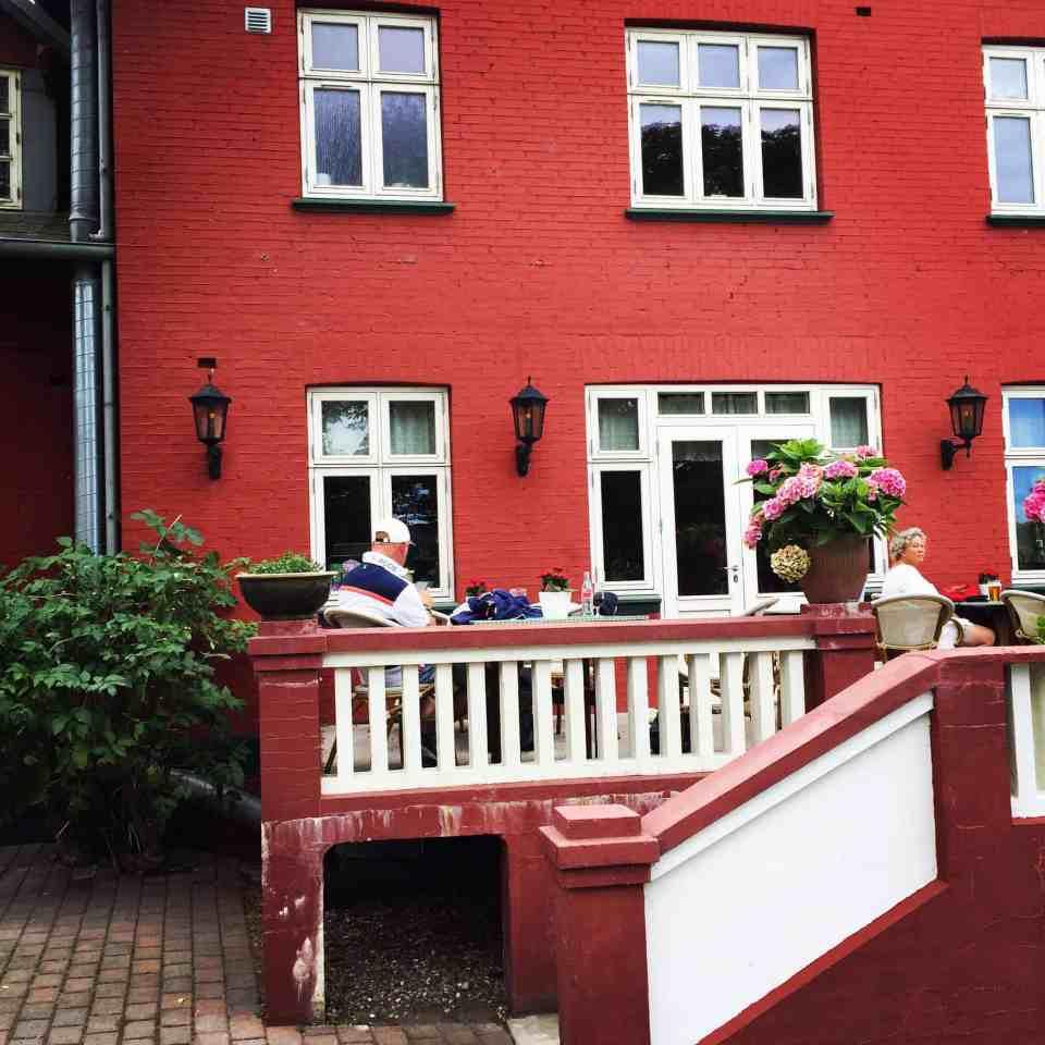 Sommervarm tur til Samsø her i august