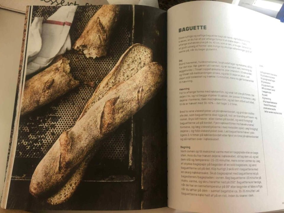 baguette fra meyers glutenfri bageskole