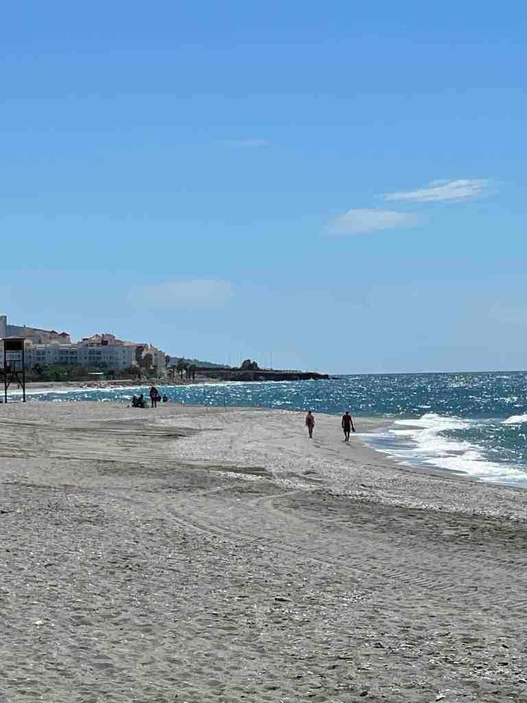 'Vores' nye strand