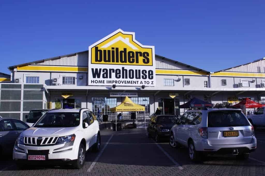 Botswana - Builder's Warehouse eller Bauhaus...