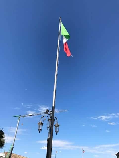 Ferien ved Gardasøen startede okay- og blev kun bedre