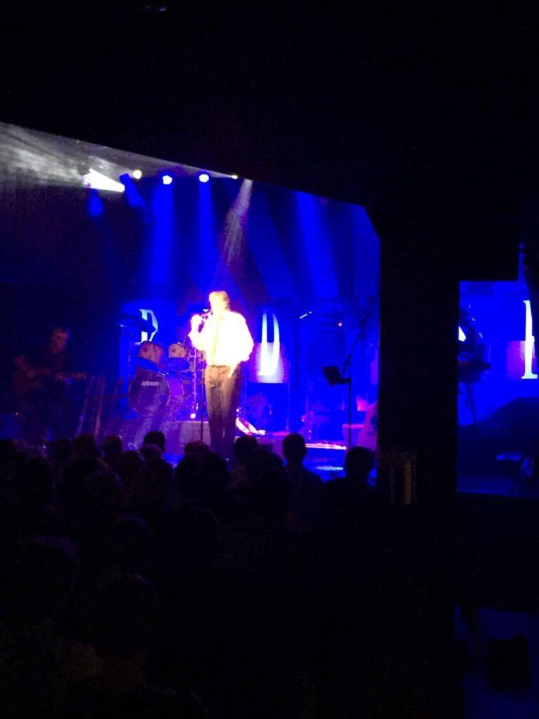 Laban-Ivan på Fermaten - god koncertoplevelse