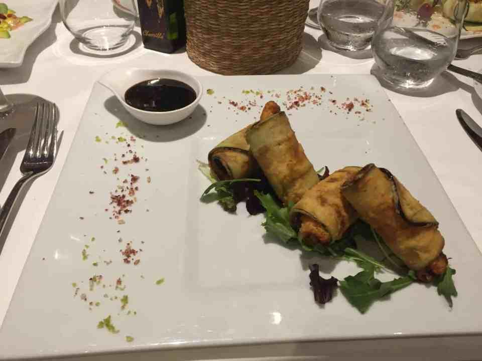 Må jeg anbefale et vidunderligt spisested - La Perla