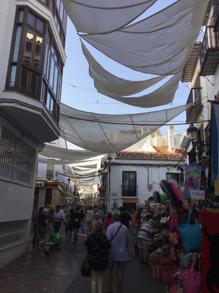 Blandede fotos fra en måned i Spanien