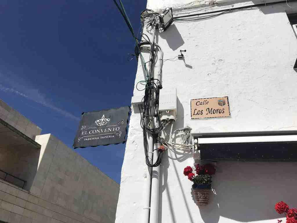 El Convento - skønt sted