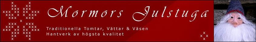 Mormors Julstuga - Banner