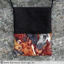 Väska, motiv hästar - VASK-011-2