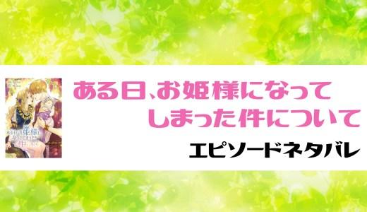 漫画「ある日、お姫様になってしまった件について」最新話105話の翻訳あらすじと感想!ネタバレ有り