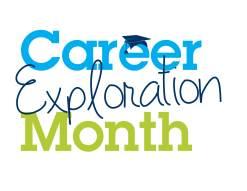 career-exploration-month-logo