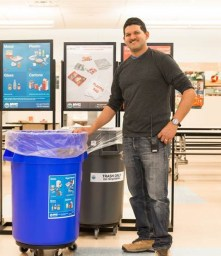 Custodians Are A Great Resource to Help Reduce School Waste