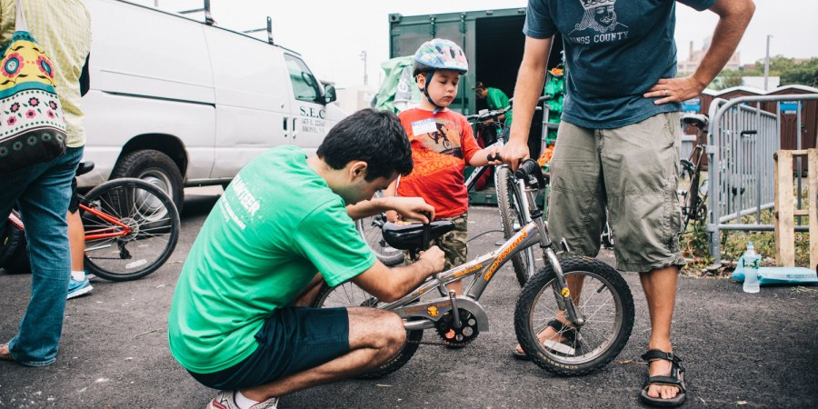 Take a Learn to Ride Class This Summer, and Enjoy Bike Riding for a Lifetime