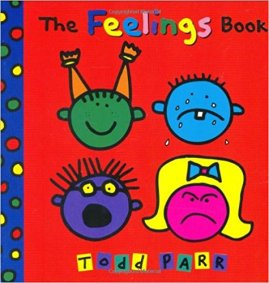 """Todd Parr's """"The Feelings Book"""" is One of the Three Titles the DOE is Giving Away Free to 3-K and Pre-K Students"""