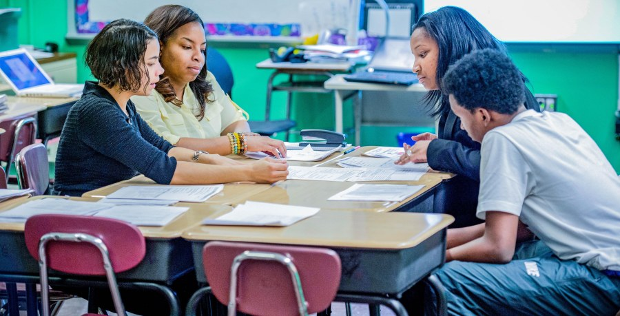 Parent Teacher Conferences Are a Great Way for Parents to Understand What Their Children Are Learning in School