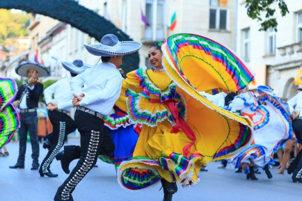 Hispanic Heritage Month is Celebrated Across the U.S. from September 15–October 15