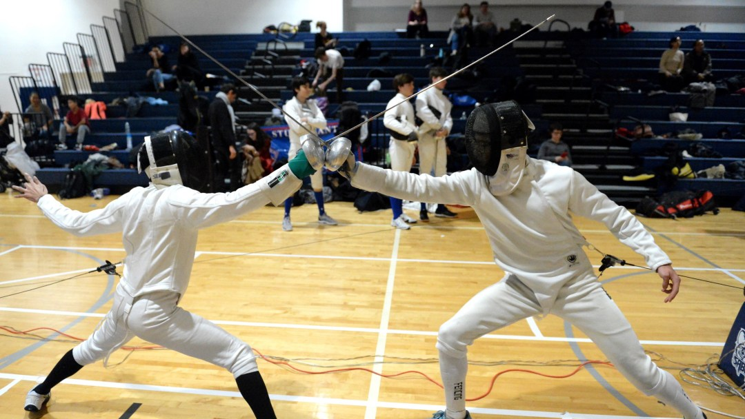PSAL Boys Fencing Team Championship 2018