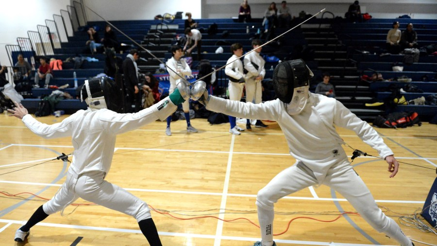 PSAL Boys Fencing Team Championship 2018