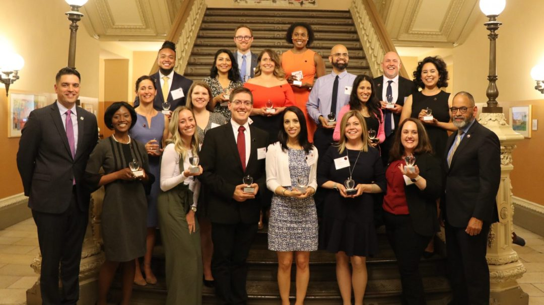 The DOE's 2019 Big Apple Award Winners