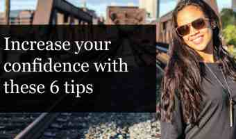 6 Ways to Boost your Confidence