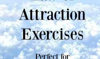 Law of attraction exercises for visual learners