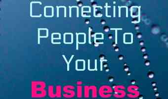 Connecting Customers To Your Business