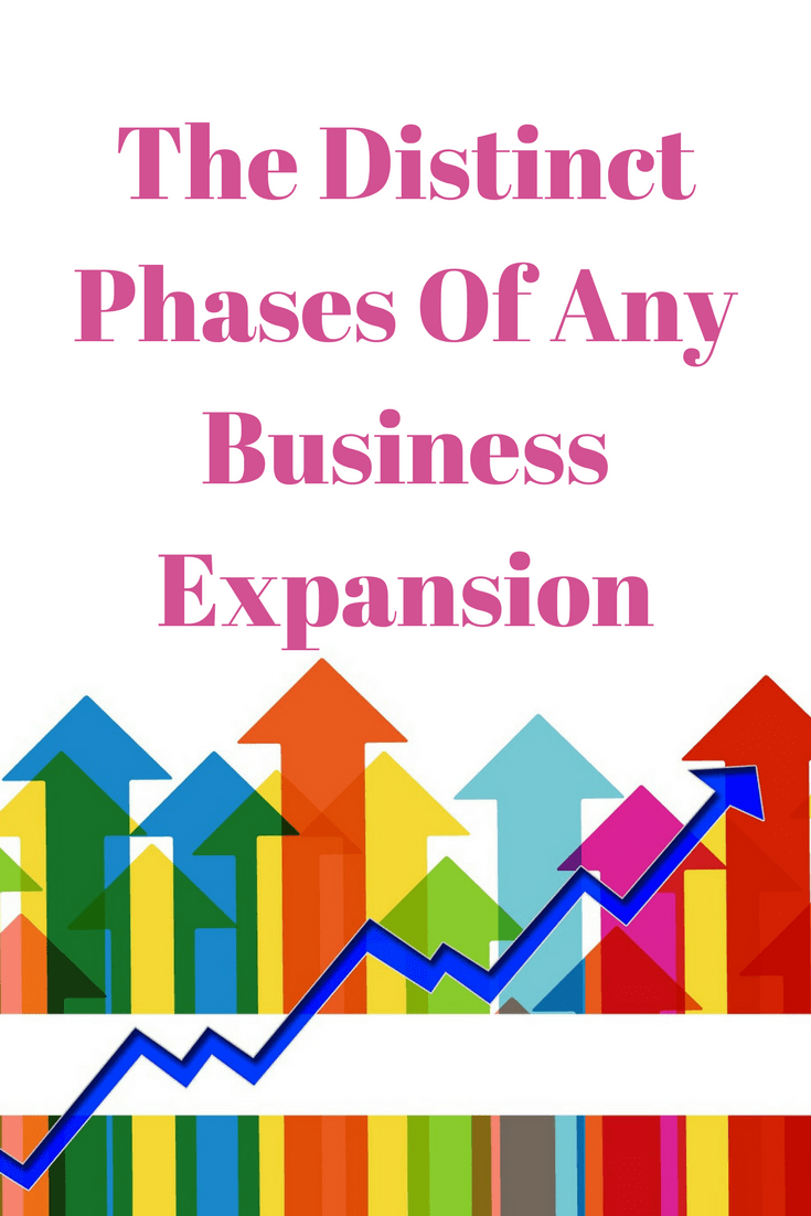 The Distinct Phases Of Any Business Expansion