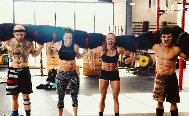 One Mother S Journey From Olympic Trials To Crossfit