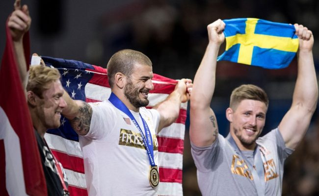2019 Crossfit Games Prize Purse Morning Chalk Up