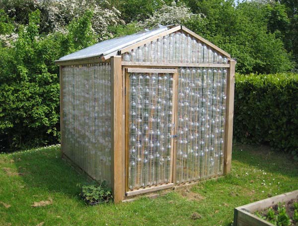 This Is Another Greenhouse That Could Be Potentially Free If You Know Where  To Look For The Materials.