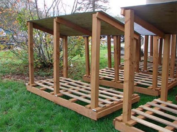 108 diy shed plans with detailed step by step tutorials free - How to build a wooden shed in easy steps ...