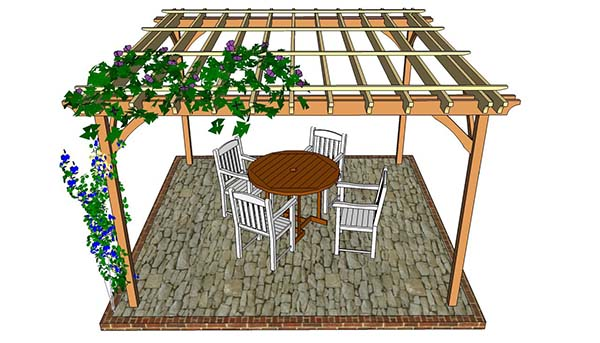 These plans are meant for someone that is familiar with building. If you  are a visual person (like myself) this might make your build a little more  ... - 51 DIY Pergola Plans & Ideas You Can Build In Your Garden (Free)