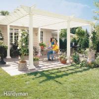51 DIY Pergola Plans & Ideas You Can Build in Your Garden ...
