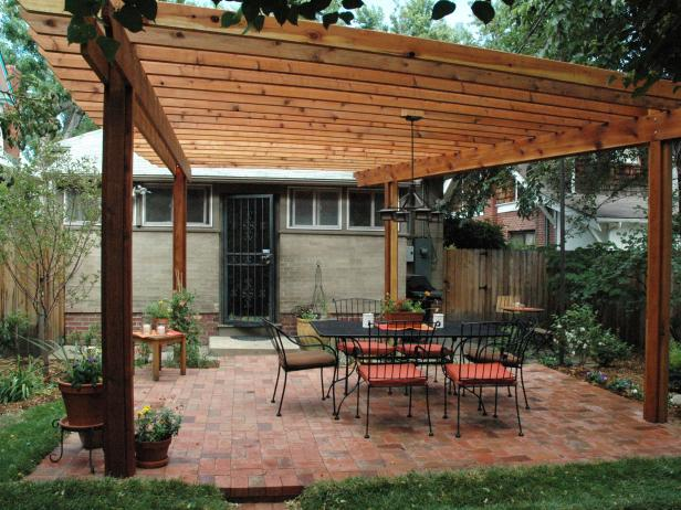 This Pergola Is Large And Gorgeous. If You Have An Uncovered Back Patio But  The Sun Is Right On It, This Pergola Would Do The Trick.