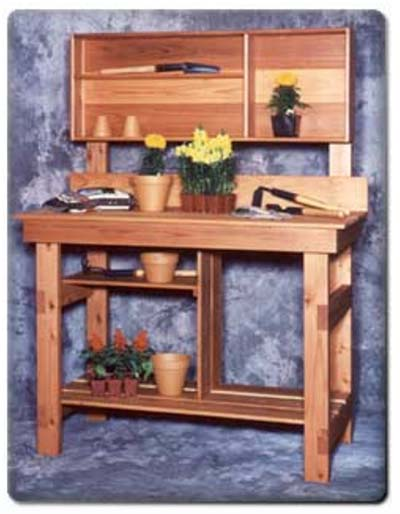 The Classic Potting Bench