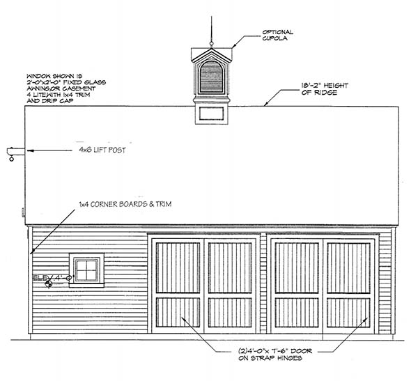 ordinary barns plans #4: These plans are gorgeous. I had never really considered a pole barn garage.  Iu0027m not sure why but after seeing these plans, Iu0027ll never not consider it  again.