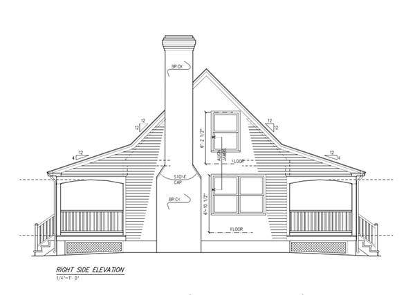 Saphire Cottage