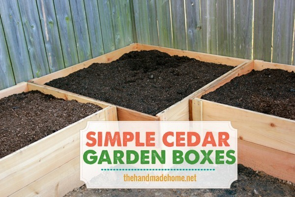 If You Have A Fenced Yard, These Boxes Will Look Great Against It. This Is  Actually One Of My Favorite Traditional Raised Garden Beds.