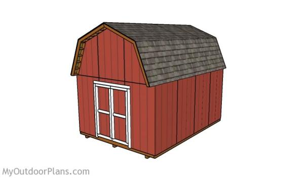 These Plans Are Also Free They To Build A 12x16 Barn Shed Which Can Be Used As An Either Or In This Case If You Need Store Animals Other Farm