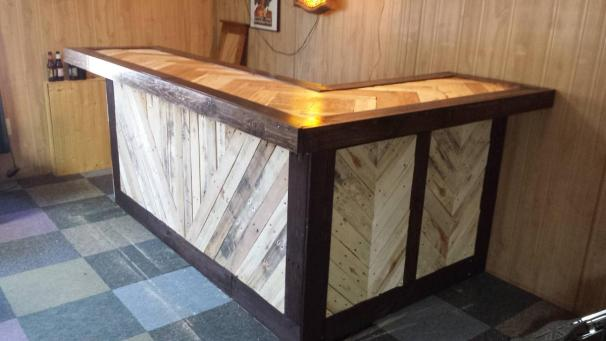 122 Awesome DIY Pallet Projects And Ideas Furniture