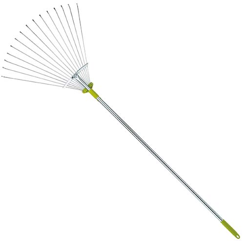 Gardenite Adjustable Garden Leaf Rake