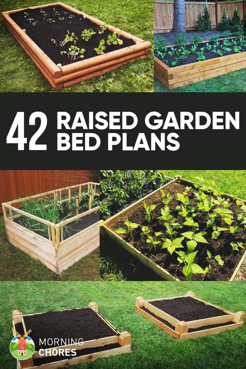 59 diy raised garden